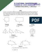 Area y Formulas