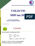 COLOCVIU MDF Ian2015-Grupa931&932nou
