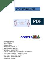 Catalytic Reforming