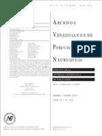 Psiquiatria Venezuela.