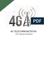 4g Telecommunication