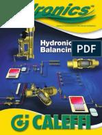 Hydronic Balancing - CALEFFI