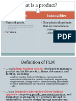 Introduction to PLM