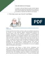 Crisis Del Gobierno de Uruguay