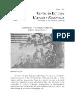 Dependencia y Deterioro Ambiental El Caso de Guatemala