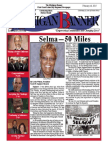 The Michigan Banner February 16, 2015 Edition