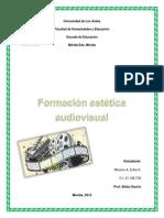 Formacion Audiovisual. Grupo 4. Educacion Estetica