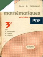 Mathematique_3e - Algérie