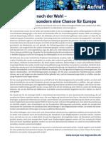 2015-02 Aufruf - Griechenland - Eine Chance fuer Europa