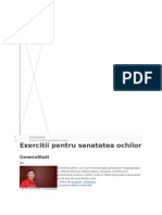 175305438-Exercitii-Pt-Vedere.doc
