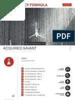 Acquired Savant