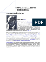 ARTISTAS GUATEMALTECOS LITERATURA