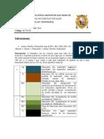 Perfil Edafico y Clasificacion Granulometrica_edafologia