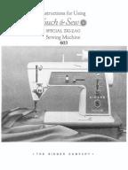 ce4000 sewing machine manual