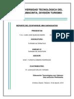 Reporte de Ecoparque UMA Saraguato