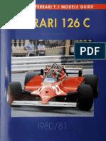 Ferrari 126C - Paolo D'Alessio