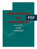 Genre en Agriculture_maroc