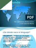 El Lenguaje en El Mundo