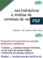 Máquinas Hidráulicas e Análise de Sistemas De