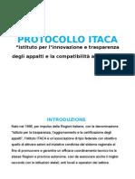 PROTOCOLLO ITACA