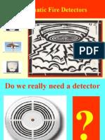 Automatic Fire Detectors