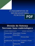 Aula 1 Revisão de Neuroanatomia