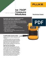 Fluke 750P31 Pressure Modules
