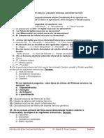 Examen de morfologia uaz