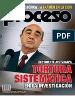 Revista Proceso N.1996 EXPEDIENTE AYOTZINAPA TORTURA SISTEMÁTICA EN LA INVESTIGACIÓN.pdf