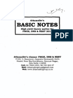 Basic Notes by Kamal Kv