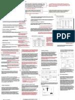 Definiciones de Discapacidad, Modelos, Clasificación, Esquemas y Aplicaciones