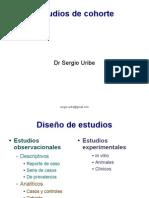 epidemiologia estudios de cohorte