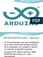 Arduino Lecture