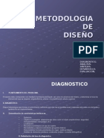 Metodologia Para El Diseño