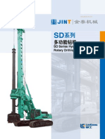 SD Series Rotary Drilling Rig-1203