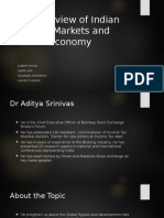An Overview of Indian Capital Markets