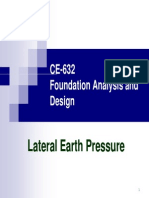Earth Pressure PPT
