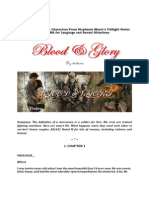 Blood & Glory by Drotuno COMPLETE