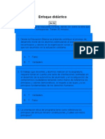 Enfoque didactico 123