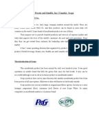 study of procter and gamble essay