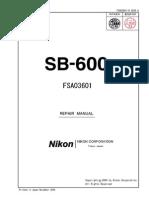 SB 600 Repair