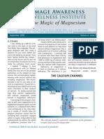 The Magic of Magnesium