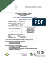 Convocatoria Horarios Idiomas 2015 Membretada