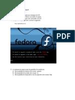 Instalación de Fedora 20