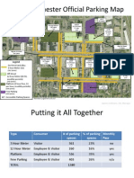 Rochester Parking Fee Map