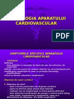 Semiologie medicala Aparatul Cardiovascular