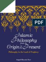 Islamska filozofija - Sejjid Husein Nasr