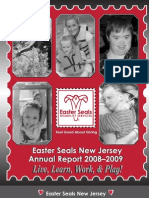 Easter Seals New Jersey | Annual Report 08-09