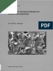 Overview of Turbulence Models for External Aerodynamics- Henkes