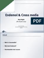 endemol - next night - crossmedia